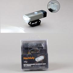 LUZ LED P/BICICLETA C/CARGADOR USB