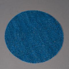 INDIVIDUAL REDONDO PVC AZUL 38CM