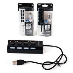 ZAPATILLA 4 PUERTOS USB 10*5CM