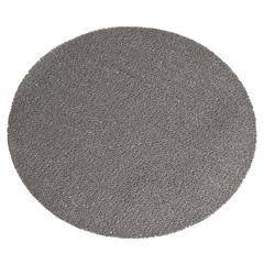 INDIVIDUAL REDONDO PVC GRIS 38CM
