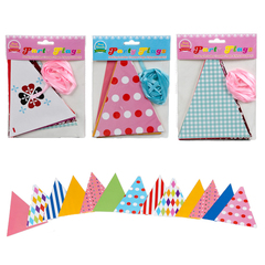BANDERINES * 13 PARTY 15*20CM 3MTS 3MOD
